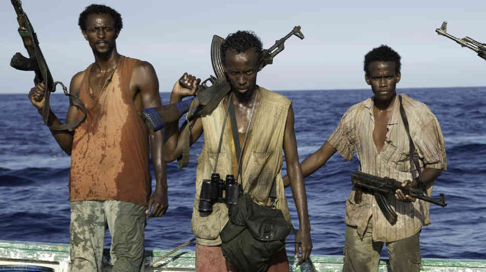 Ahmed in Captain Phillips.