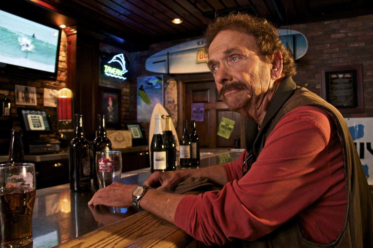 Monte in Beach Bar