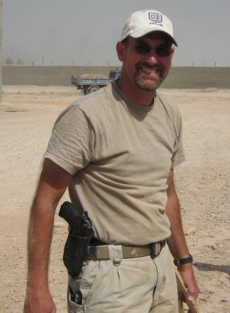 James in Afghanistan